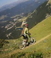 Bike Park Soldeu Half Day Pass