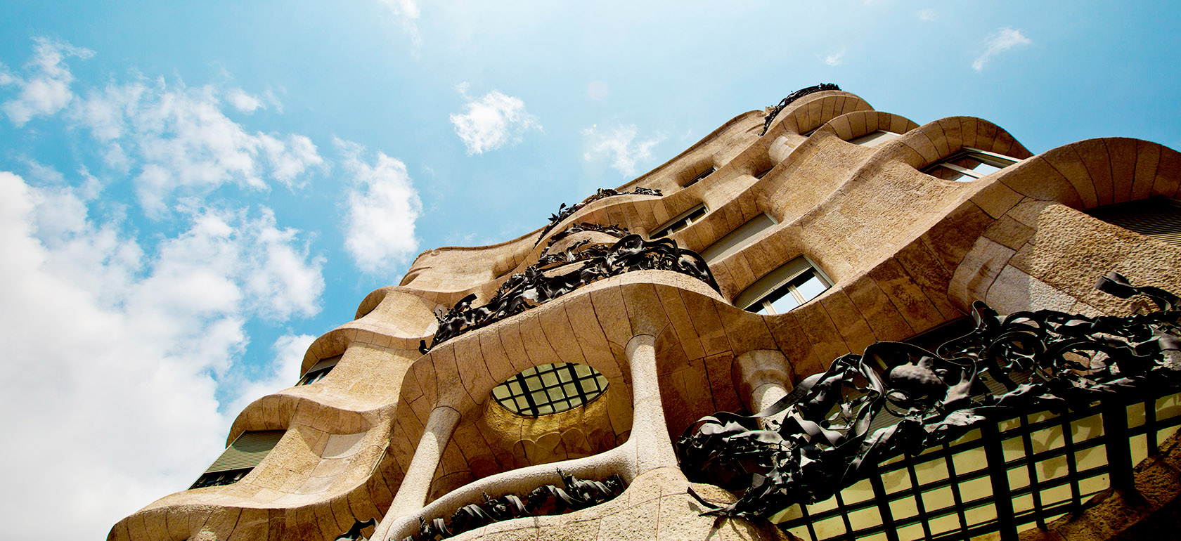 Casa Mila Tickets + Deutscher Audioguide