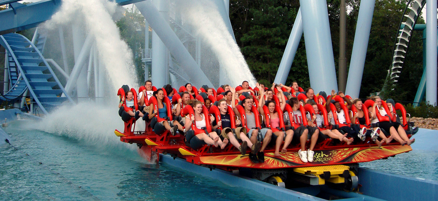 One day trip to PortAventura from Barcelona (BCNPORTA)