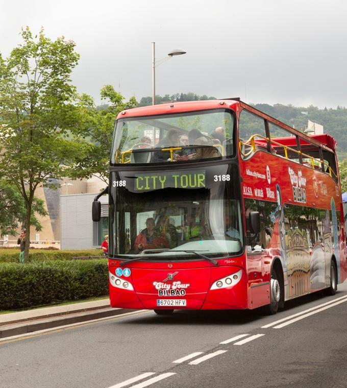 Bilbao Sightseeing Bus