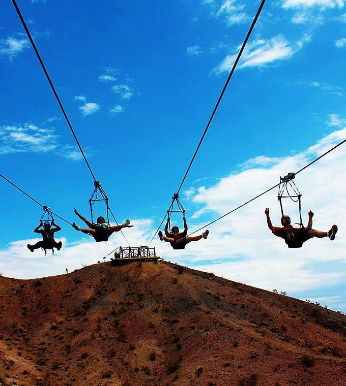 Zip Line Adventure Tour