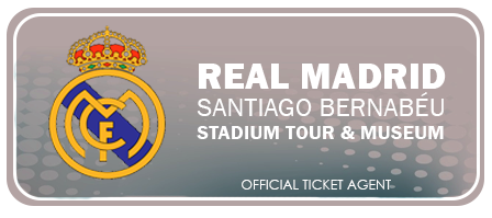 Real Madrid Stadium Tour & Museum
