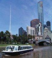 Afternoon Melbourne Highlights with River Cruise