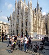 Milan Highlights Bike Tour