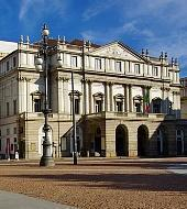 La Scala Museum en Theater