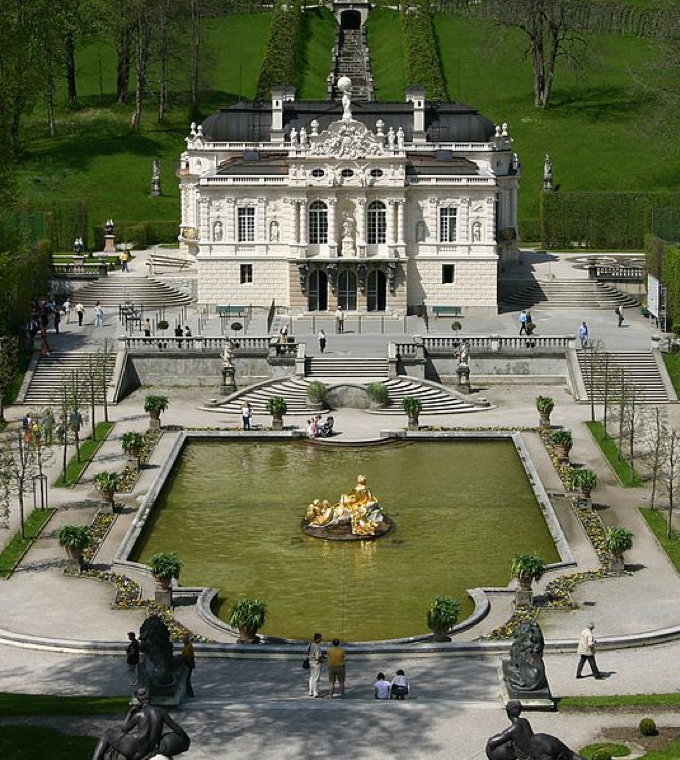 Linderhof Castle - Skip the line tickets!