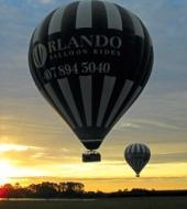 Sunrise Hot Air Balloon Adventure