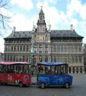 Antwerp Touristram Tour