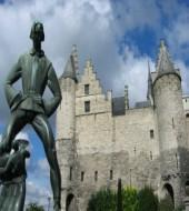 Introducing Antwerp Walking Tour