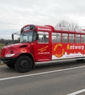 Antwerpen Hop on Hop off Bus