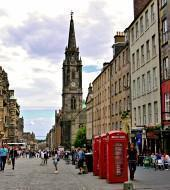 Royal Mile wandeltour