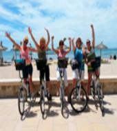 Bike tours in Palma de Mallorca