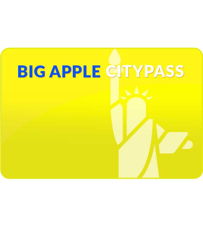 Big Apple City Pass (inclusief luchthaventransfer)