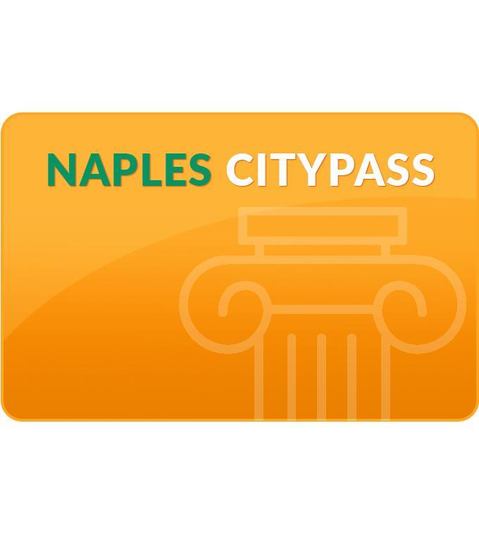 Le Naples City Pass (inclus Billet d'entrée pour Pompéi)