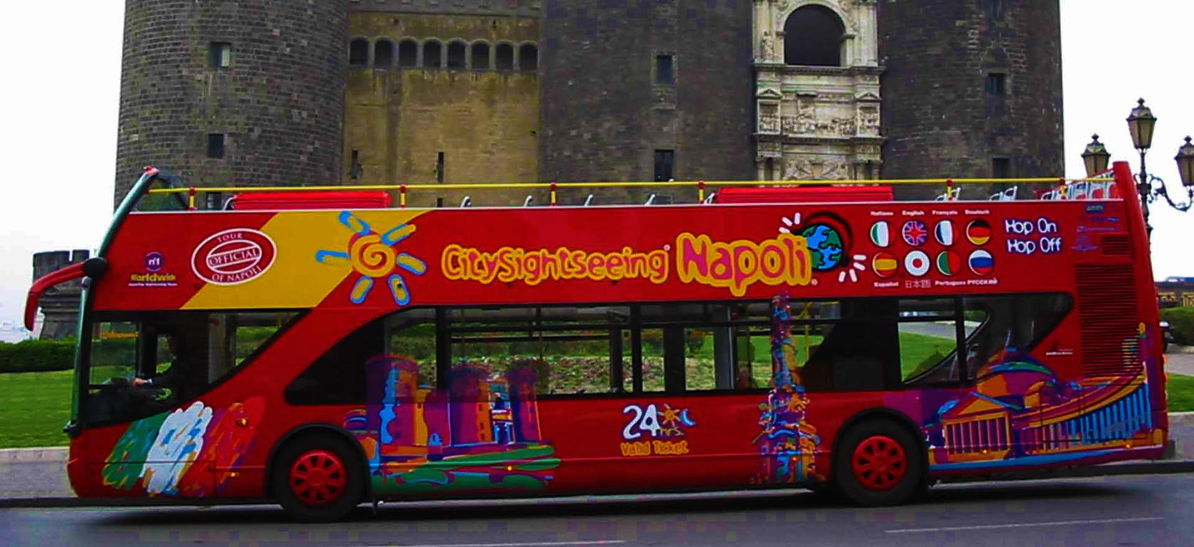 Naples Hop-On Hop-Off Bus