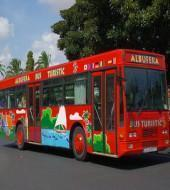 Albufera tourist bus