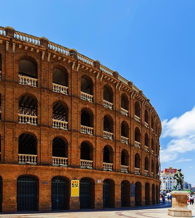 Valencia Bullring and Bullfighting Museum Tour
