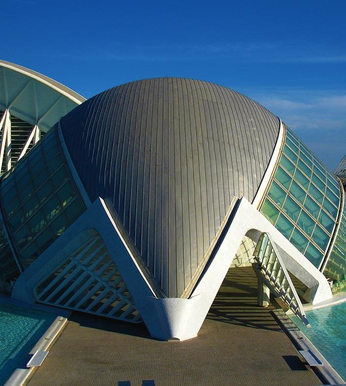 Valencia: L' Oceanogràfic Sea Life Center