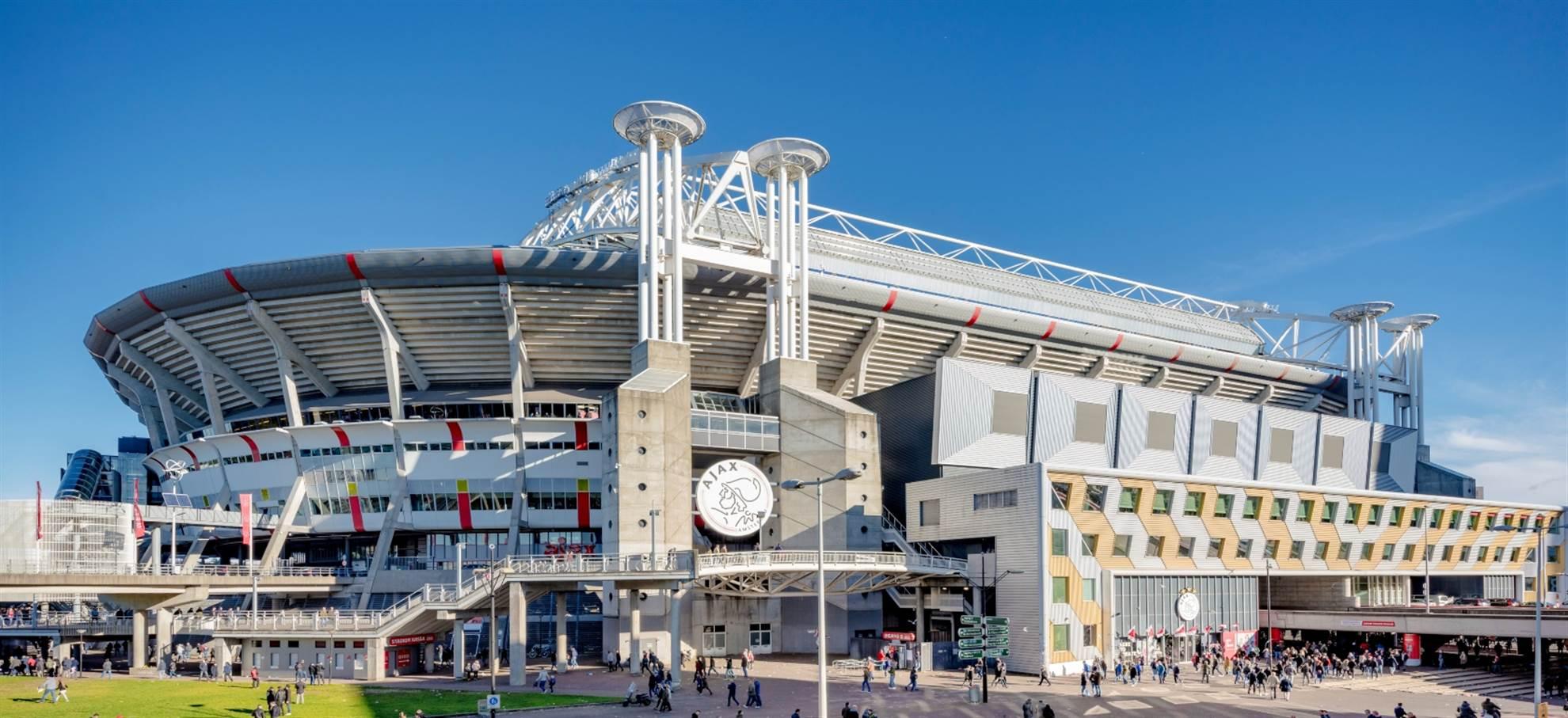 Johan Cruijff Arena  - visita guiada