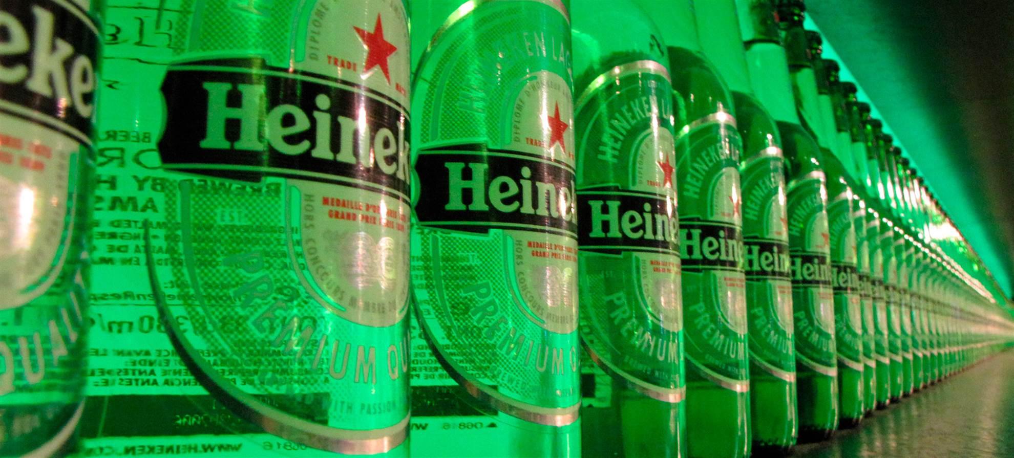 Expérience Heineken en VIP