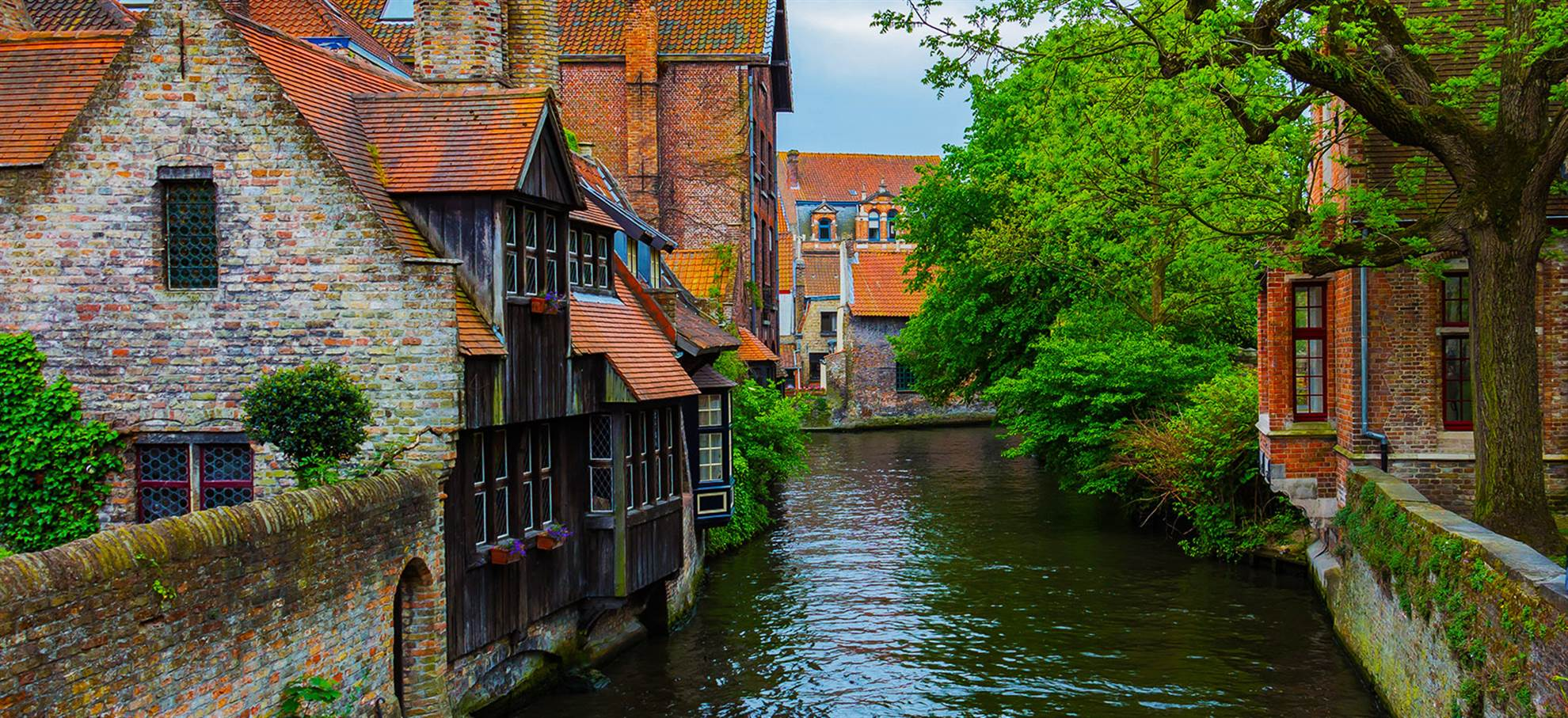 Tagestrip Belgien - Brugge