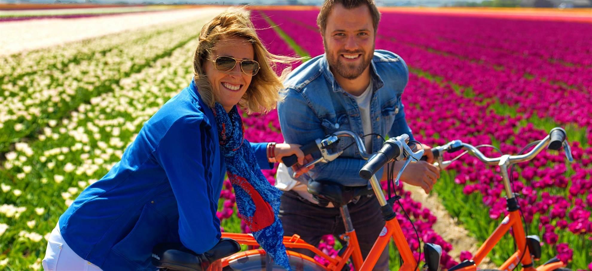 Велосипедный тур по Кёкенхоф (англоязычный гид)