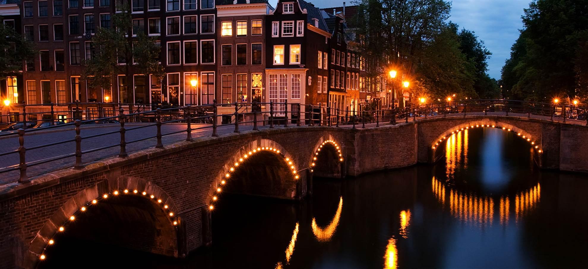 Круиз с ужином – Юг Амстердама