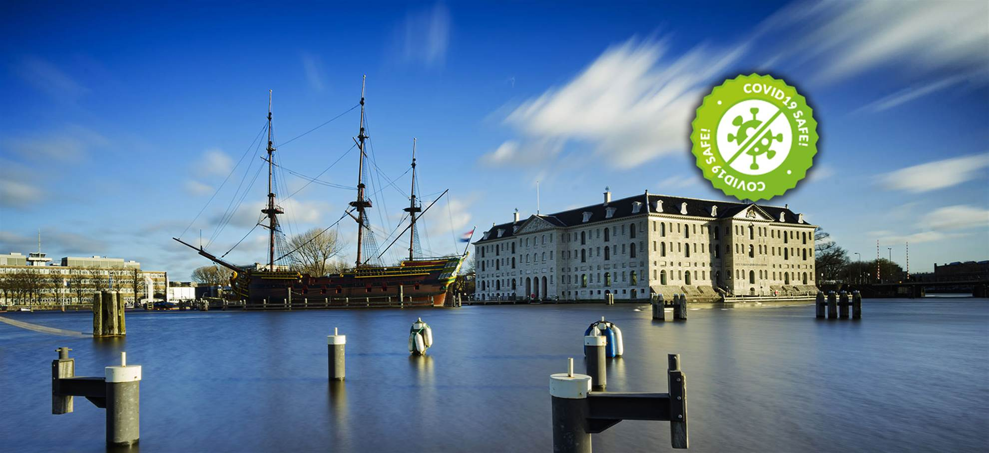 National Maritime Museum & Canal Cruise