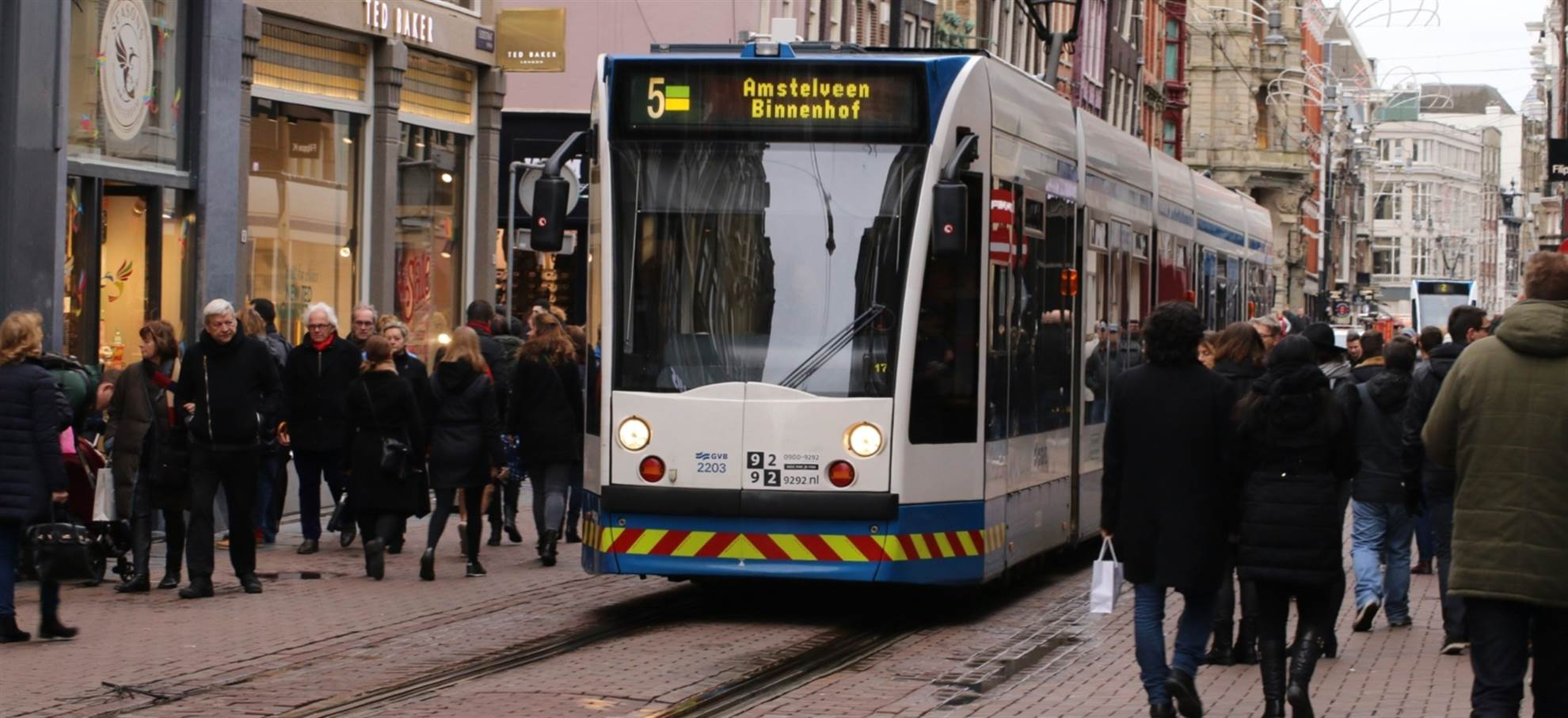 GVB Public Transportation Day Ticket
