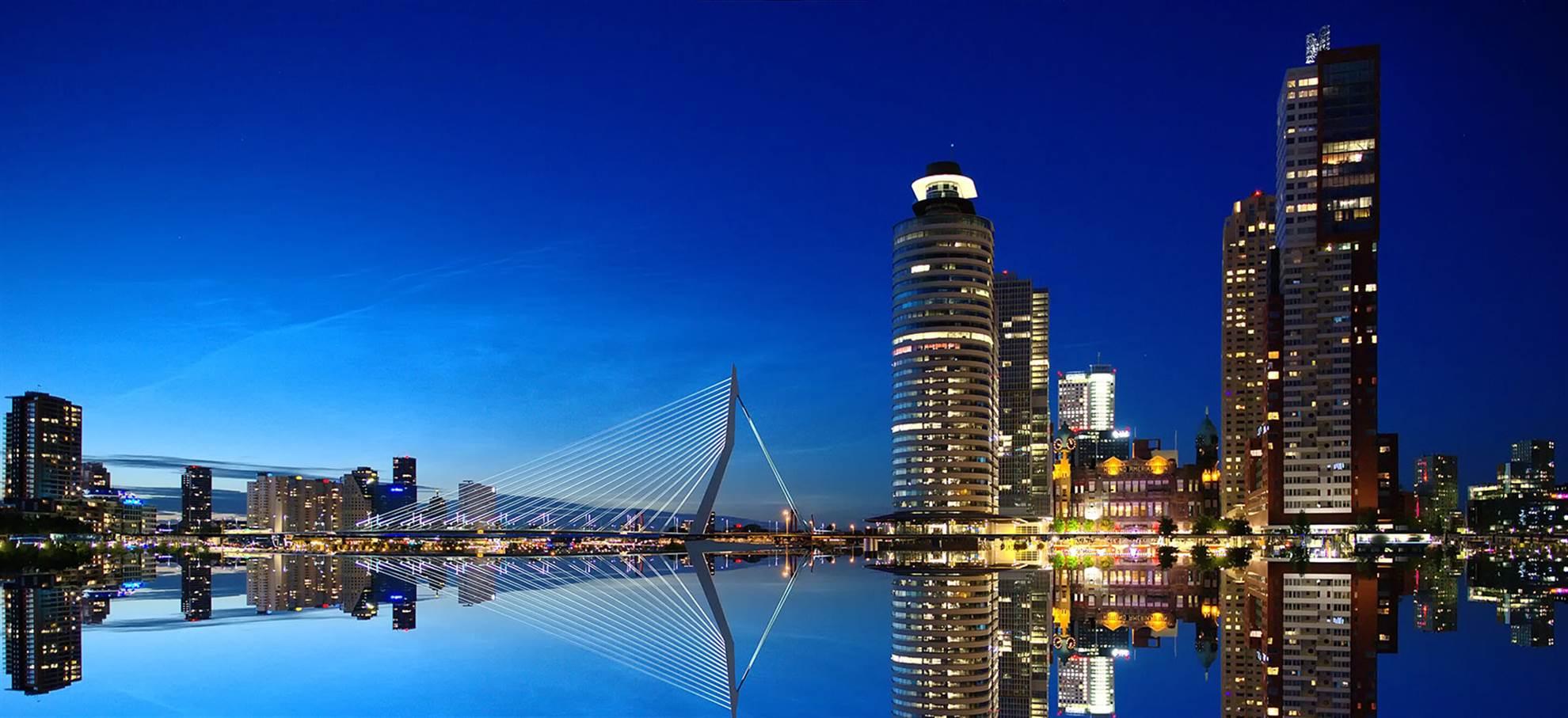 Excursión de Ámsterdam a Rotterdam