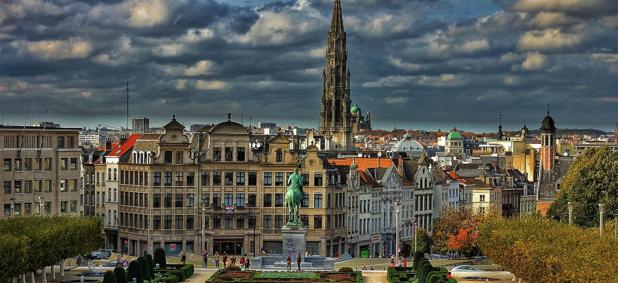 Бельгия 1 день - Брюссель