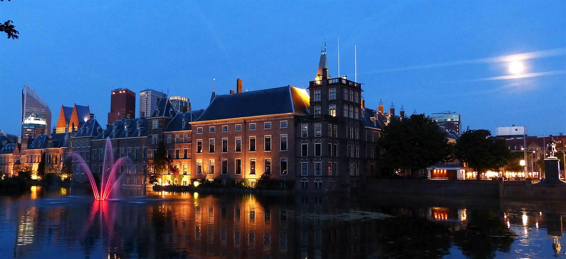 Combinaison Amsterdam, Delft & La Haye