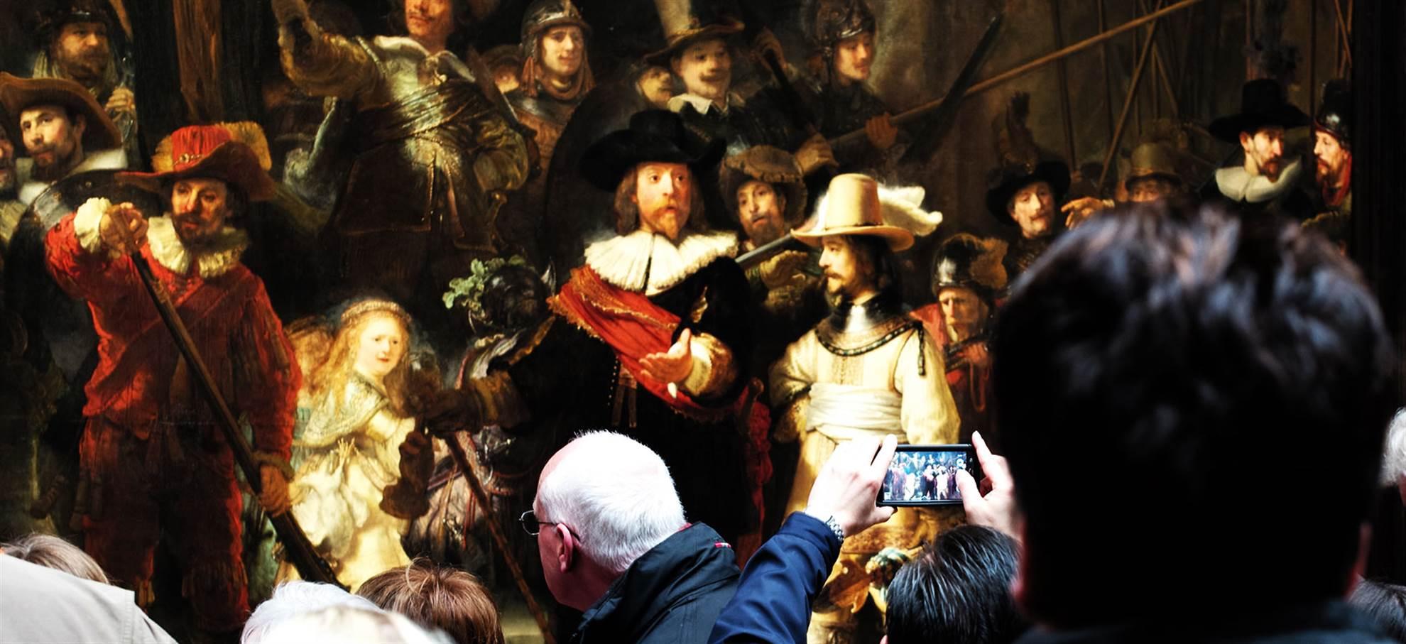 Hoogtepunten Rijksmuseum en Van Goghmuseum