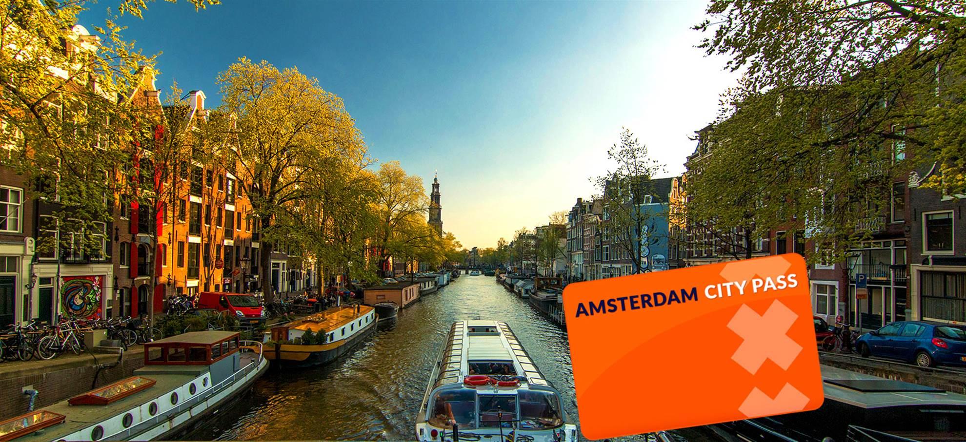 Amsterdam City Pass Plus