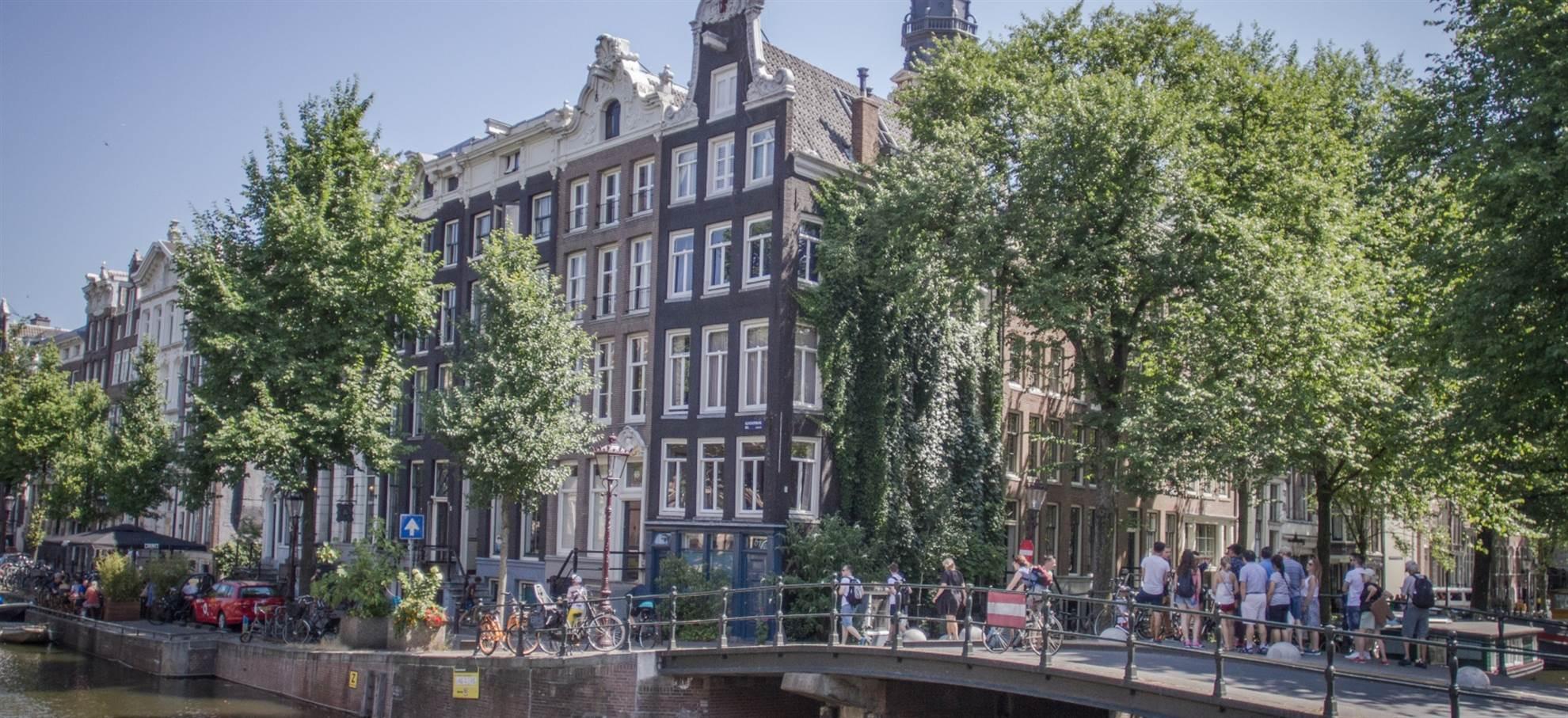 Stadtrundgang auf den Spuren von Anne Frank