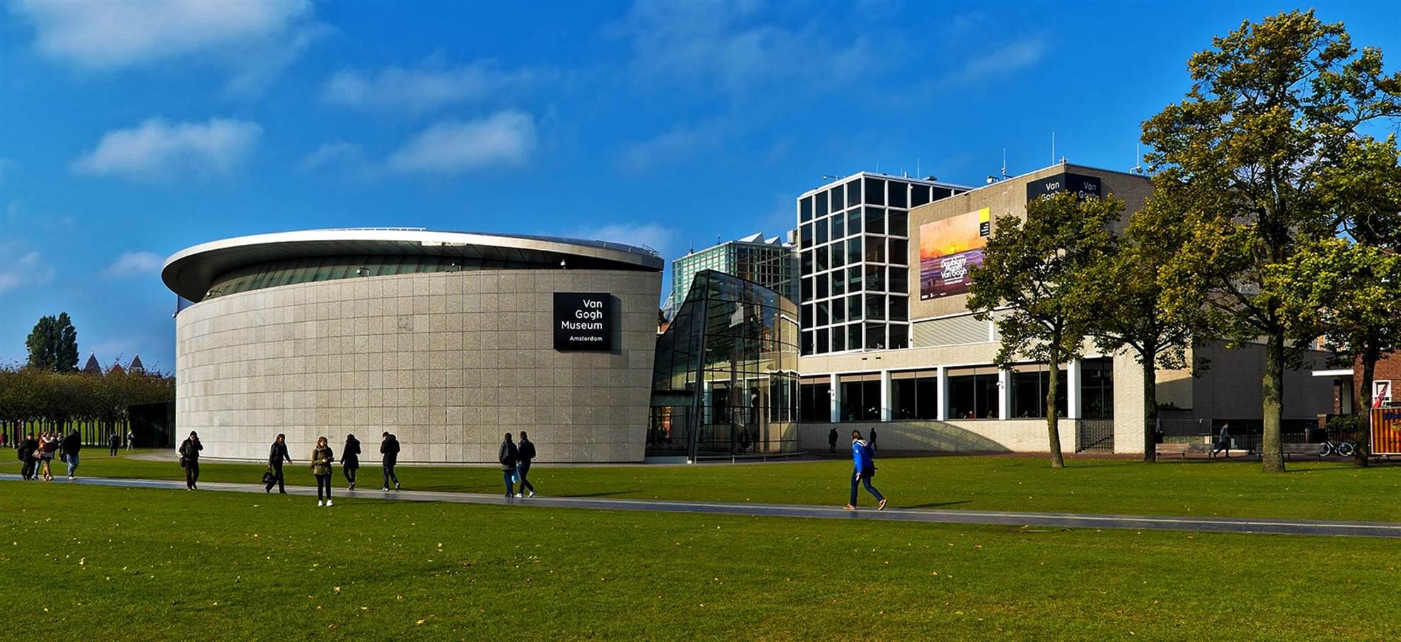 Van Gogh Museum + ljudguide