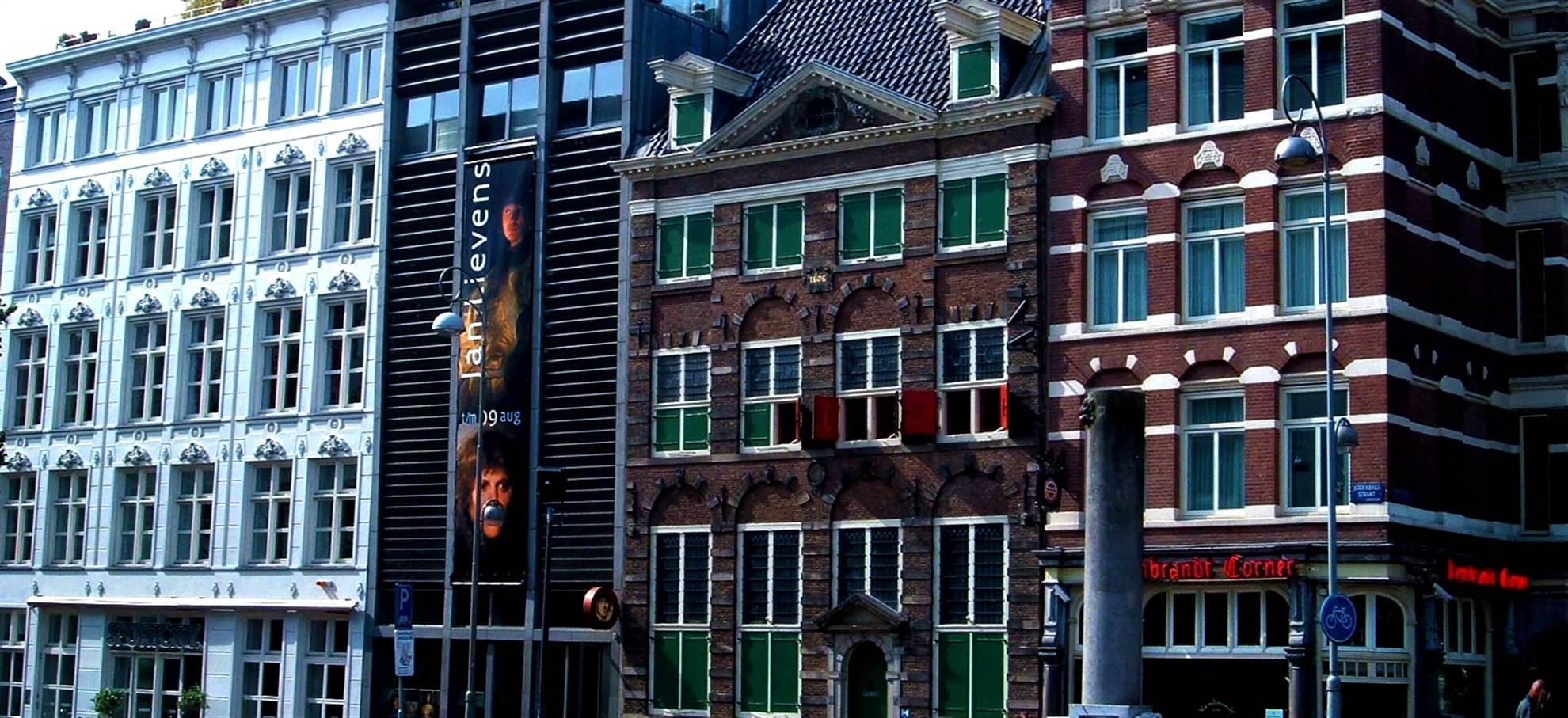O Museu da Casa de Rembrandt