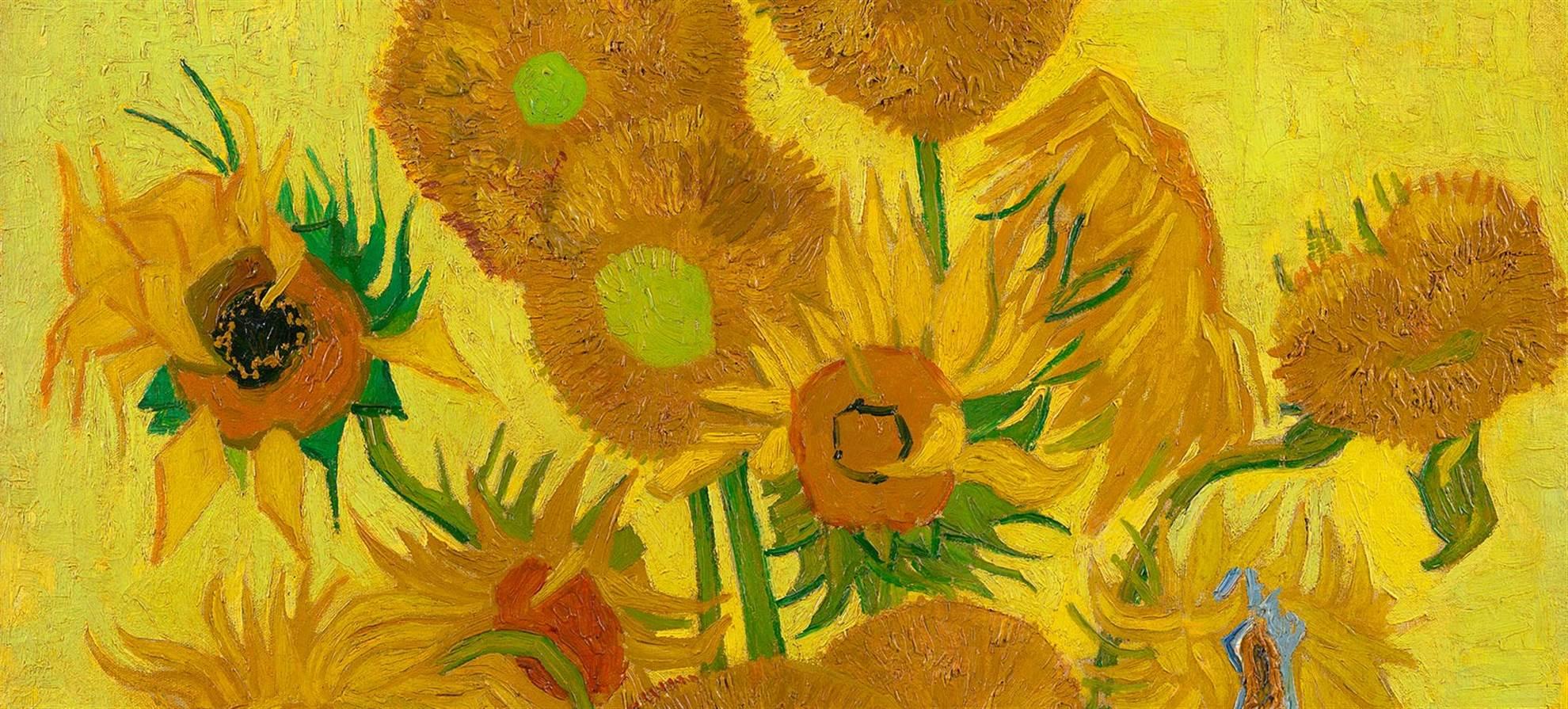 Van Gogh Muzeum Niebieska Linia
