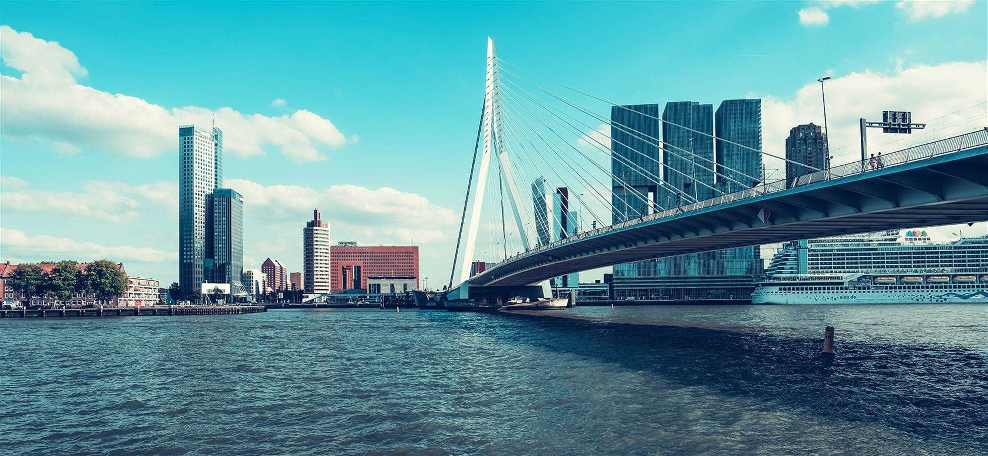 Rotterdam Tour (including transport from A´dam)