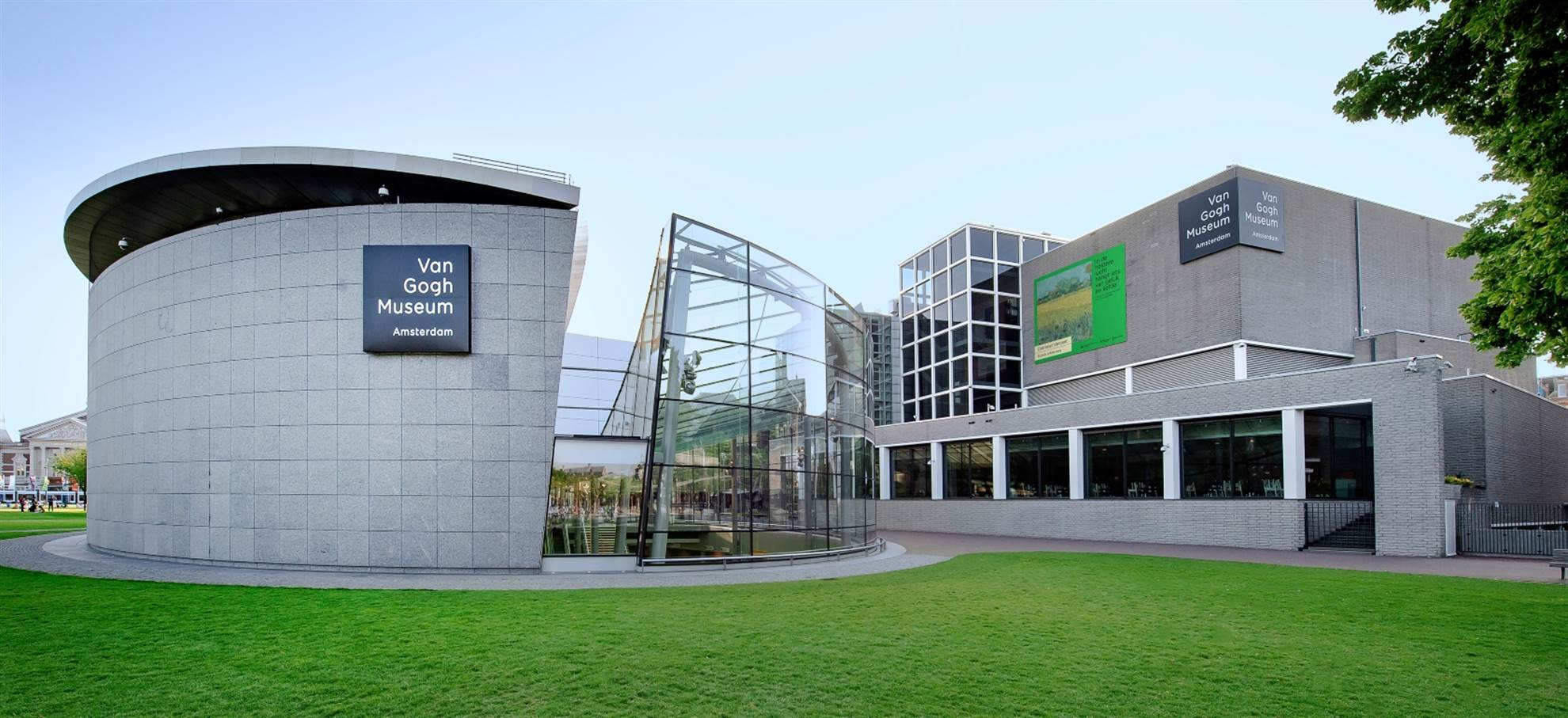 Grachtenfahrt & Van Gogh Museum