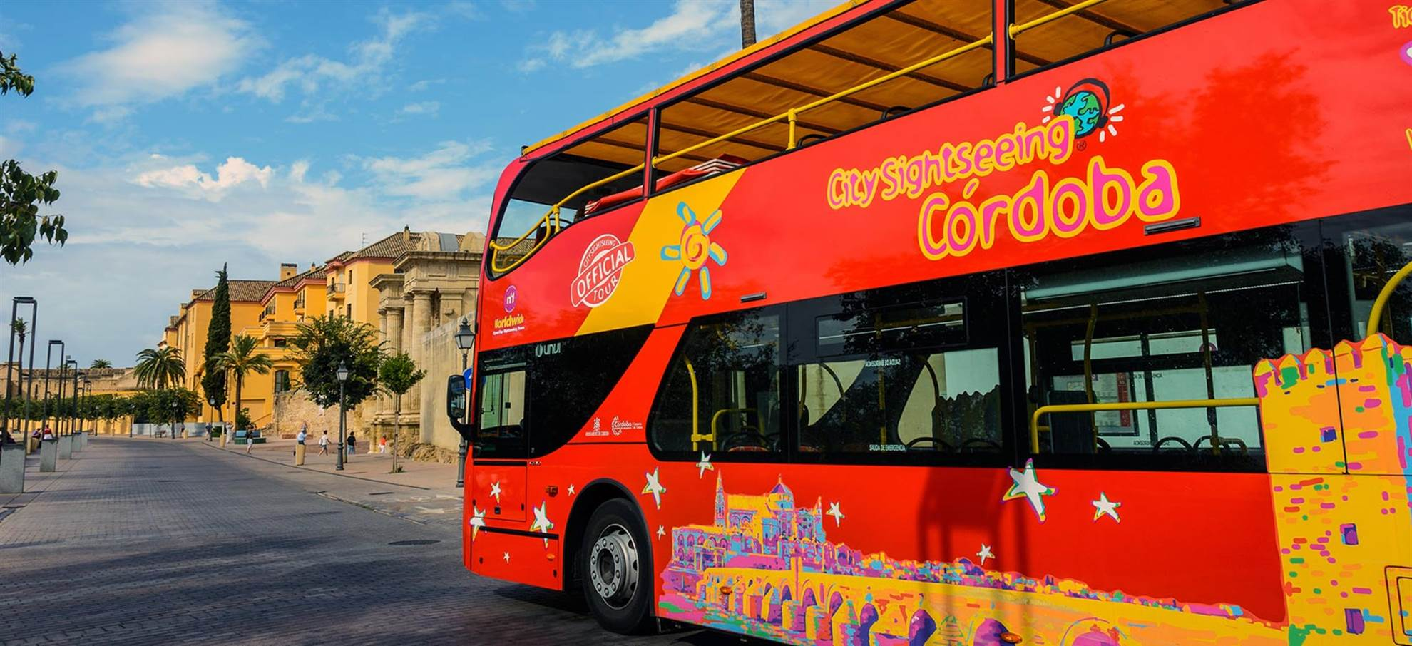 Cordoba Hop on Hop off bus