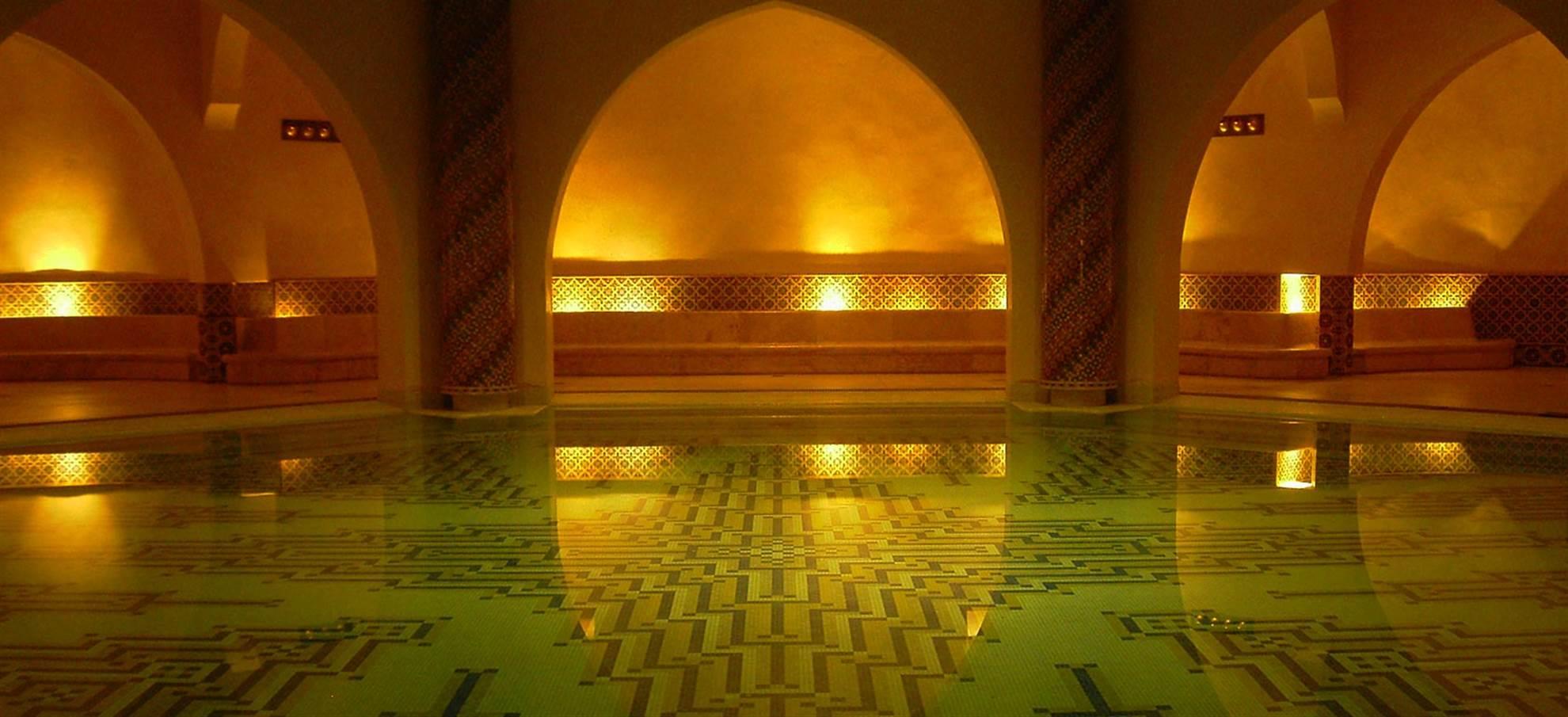 Bäder des Hammam Al Andalus