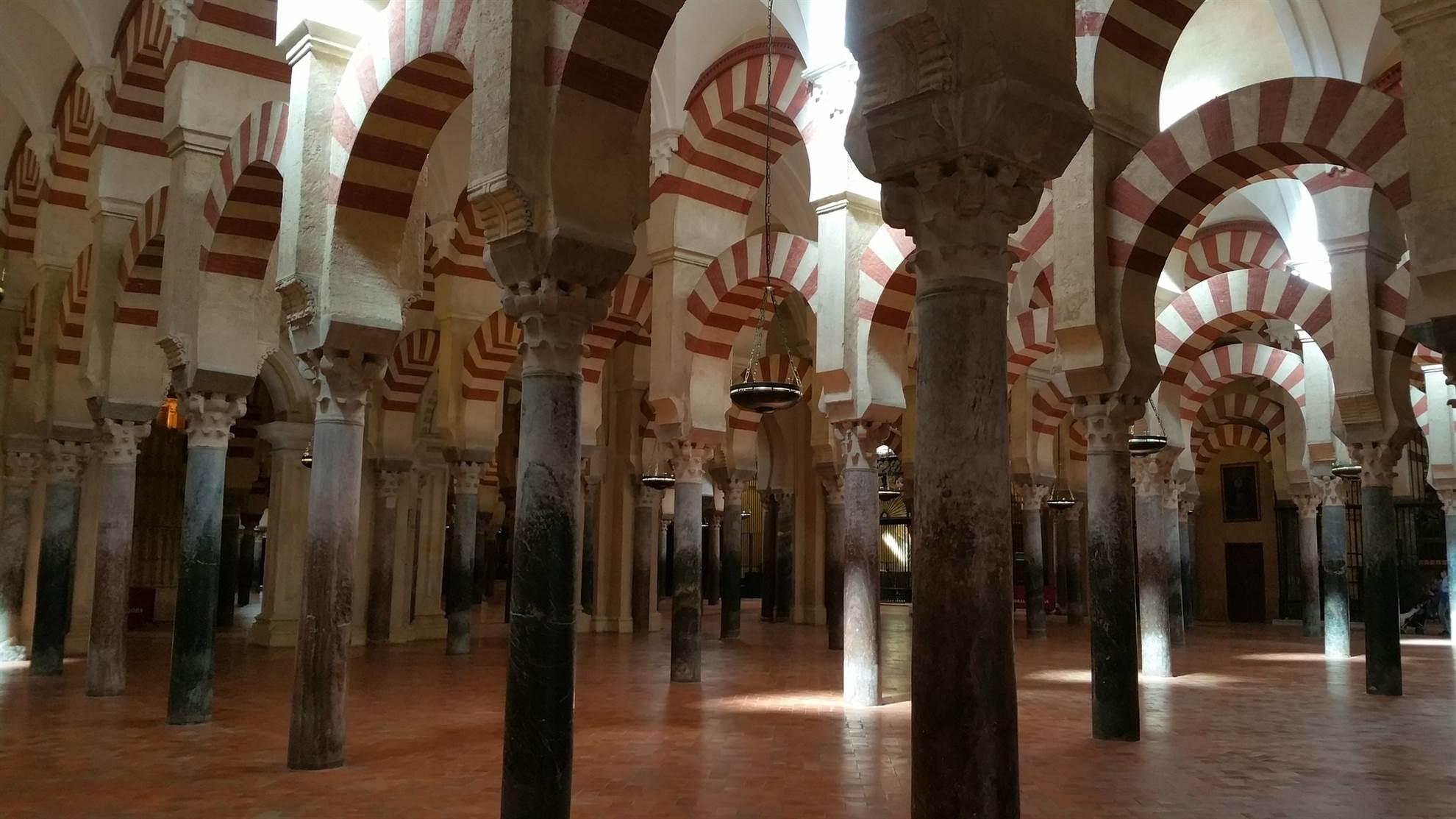 Visite guidée Mezquita (Guide français)