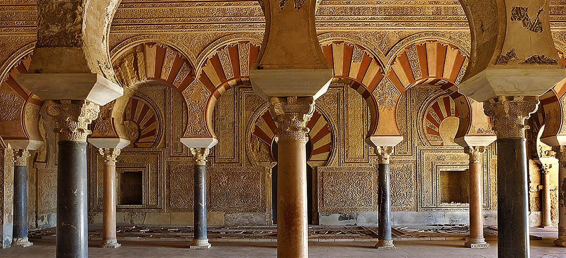 Voyage à Medina Azahara