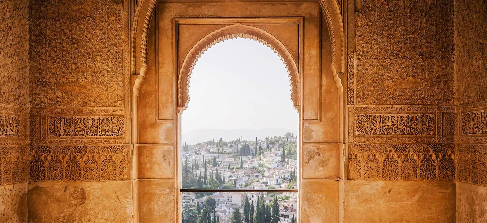 Карта Альгамбра - утренний визит (8:30) - Вход без очереди!