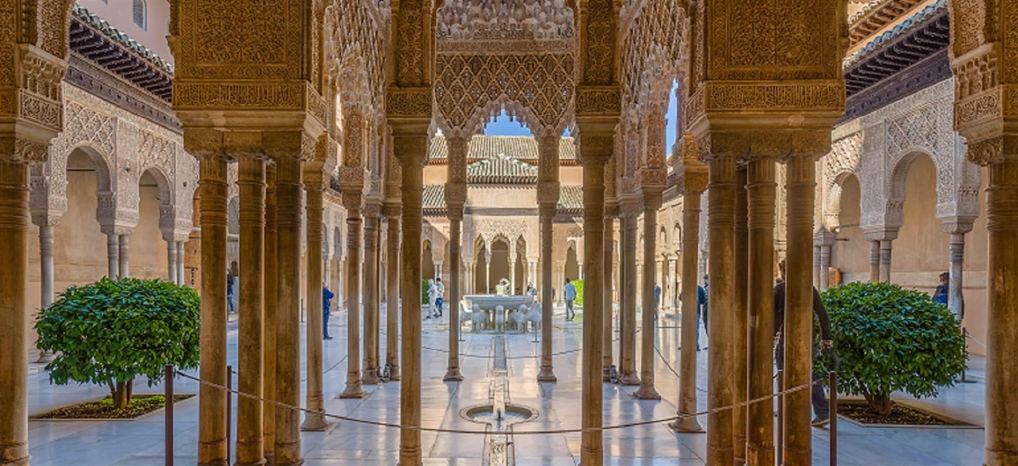 L'Alhambra - biglietti salta-fila