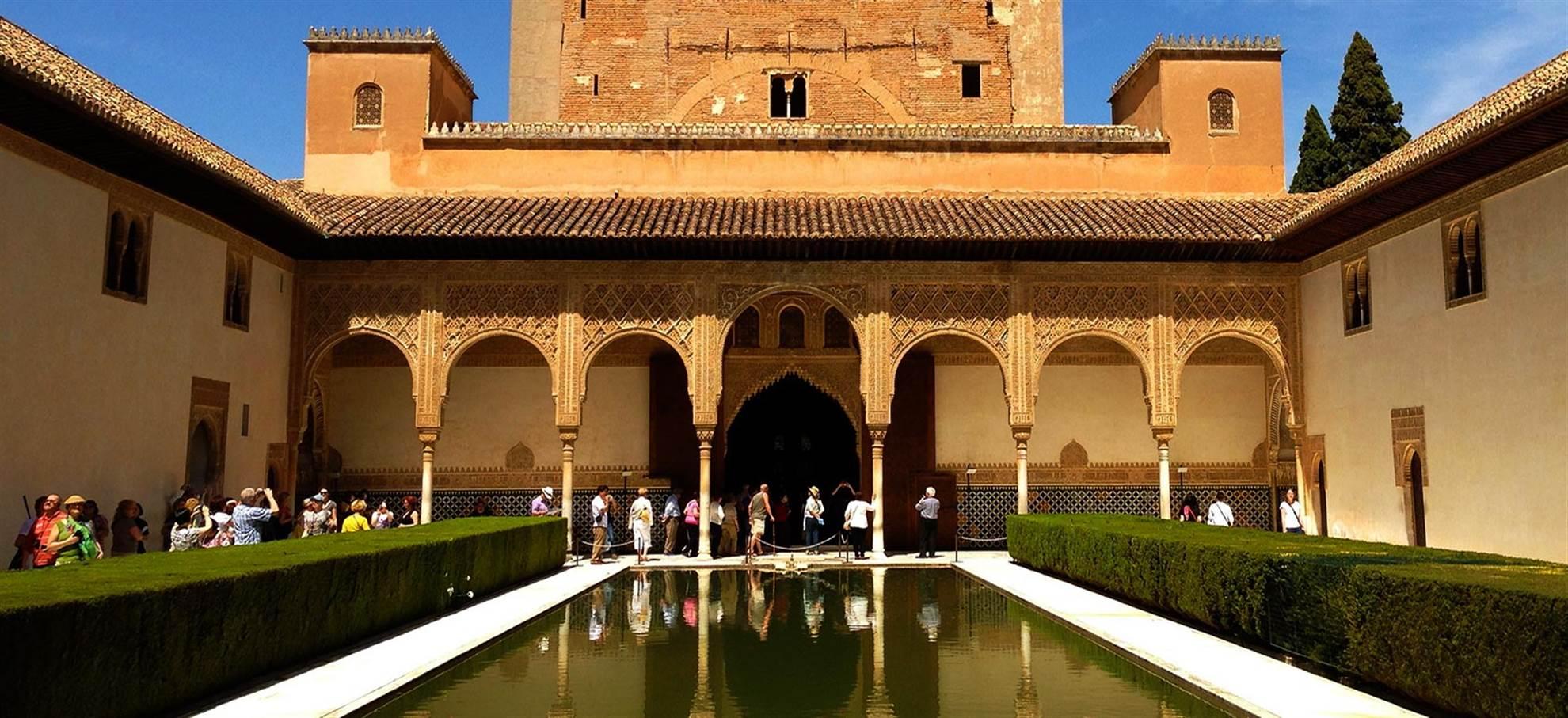 Alhambra + Privé Gids
