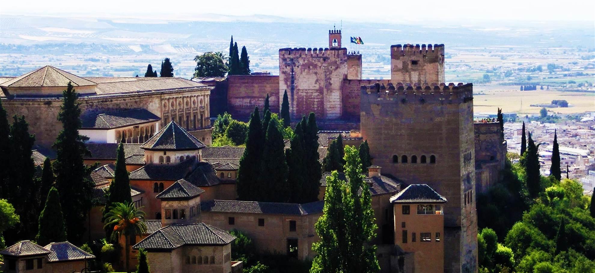 Granada zu Fuß