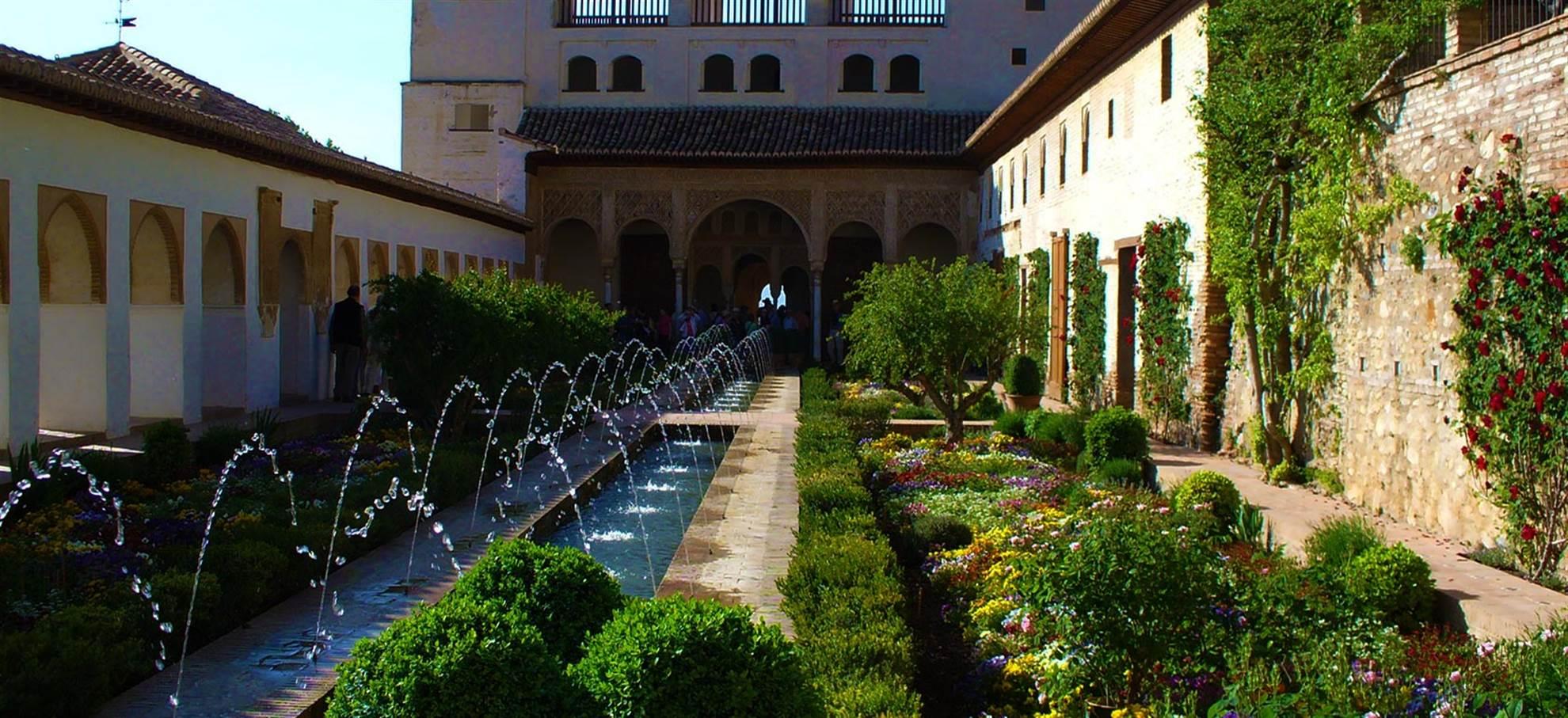 La Alhambra + audioguía en español!