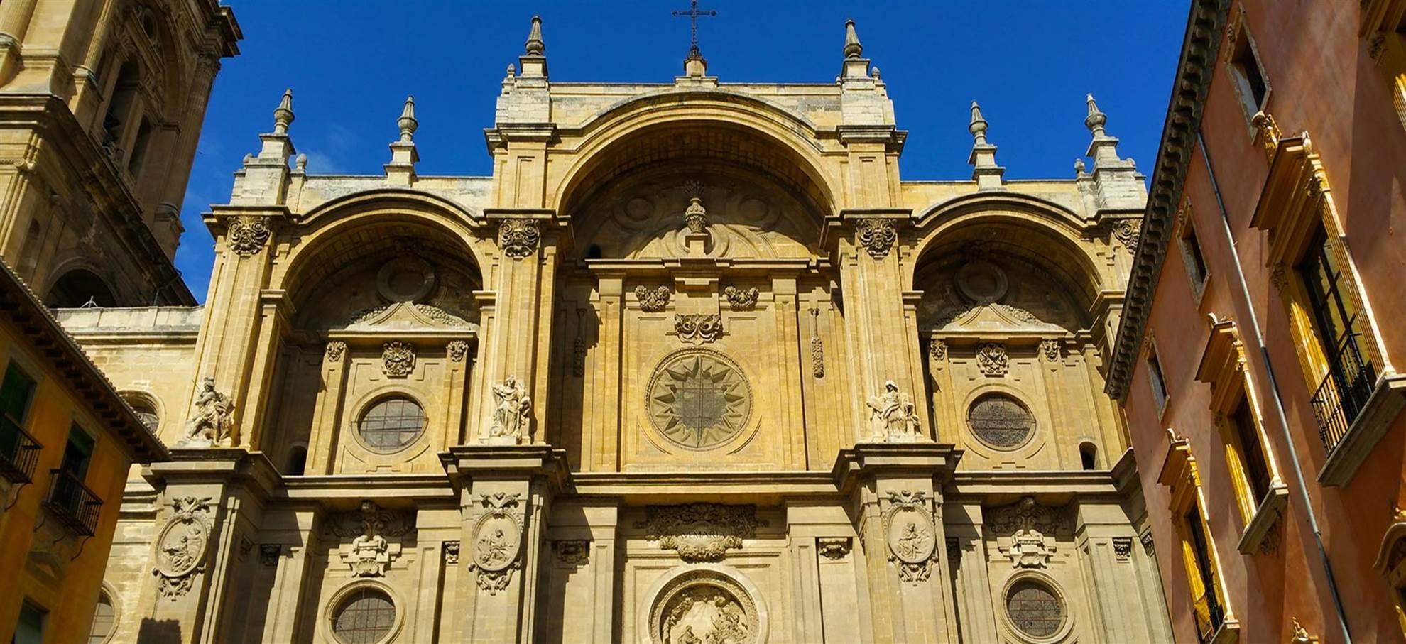 Tour pela parte histórica de Granada